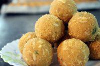 Besan Ladoo Pahalwans Sweets Jammu